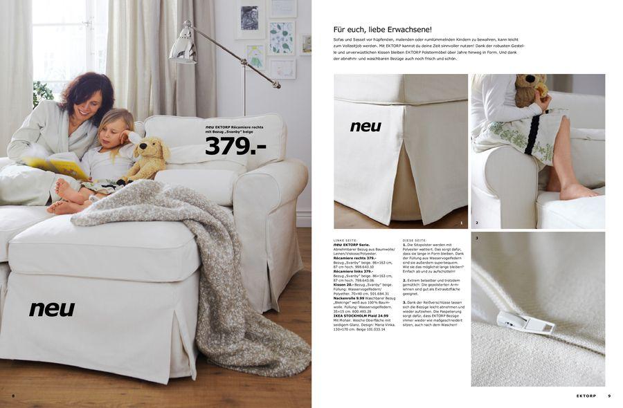 Polstermöbel 2010 von Ikea