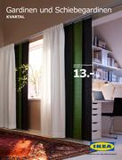 gardinen und schiebegardinen 2010 von ikea. Black Bedroom Furniture Sets. Home Design Ideas