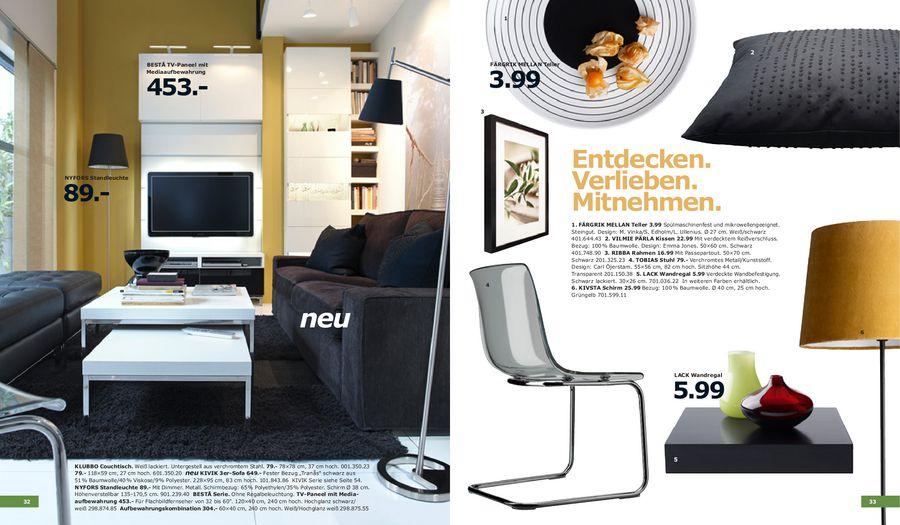 Seite 17 von Ikea Katalog 2011