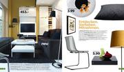 stuhl sitzh he 50 cm in ikea katalog 2011 von ikea. Black Bedroom Furniture Sets. Home Design Ideas