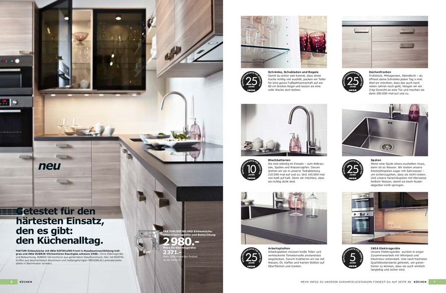 Ikea Küchen & Elektrogeräte 2012 Von Ikea