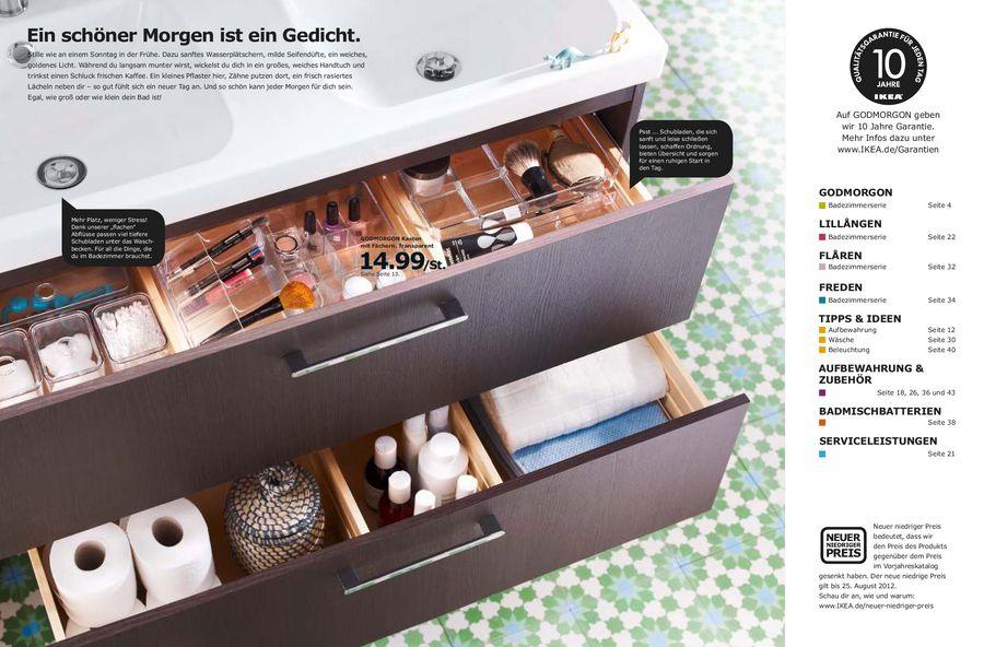 Badezimmer 2012 von Ikea