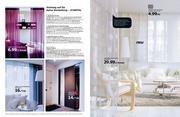 gardinenaufh ngesystem kvartal 2012 von ikea. Black Bedroom Furniture Sets. Home Design Ideas