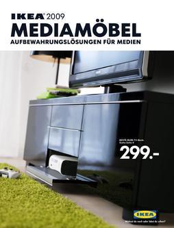 Mediamöbel 2009