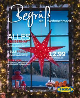 Begrüß die Weihnachtszeit 2012