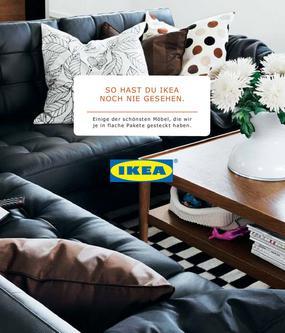 So hast du IKEA noch nie gesehen