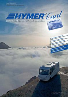 HymerCard-Reisen 2013