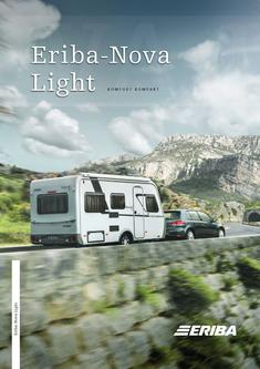 Eriba Nova Light 2013