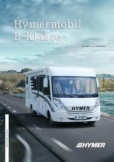 Hymermobil B-Klasse 2013