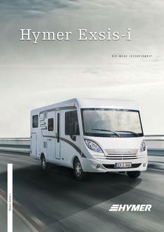 HYMER Exsis-i (Fiat) 2013