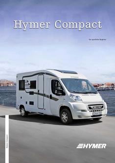 HYMER Compact 2013