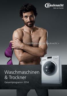 Waschmaschinen und Wäschetrockner 2014