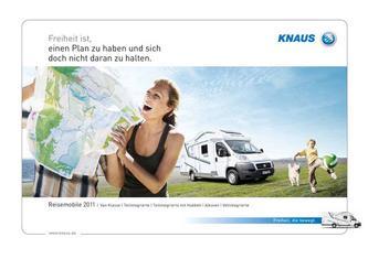 Knaus Reisemobile 2011