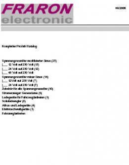 Fraron electronic