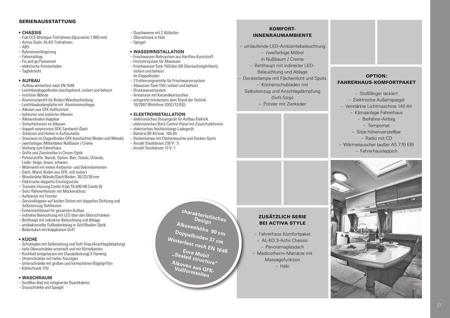Seite 24 von Technische Daten Saison 2013/2014