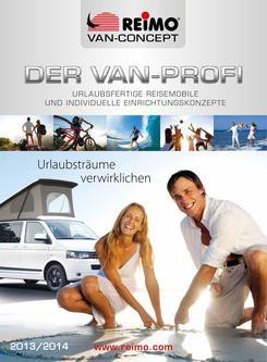 Der Van-Profi 2013/2014