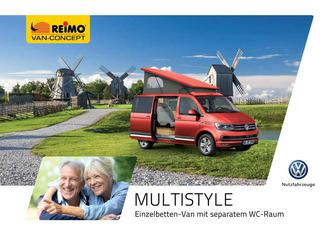 Campingbus-Modell Reimo MultiStyle 2015-2016
