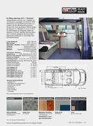 sitzbank mit in der van profi 2013 2014 von reimo reisemobilcenter gmbh. Black Bedroom Furniture Sets. Home Design Ideas
