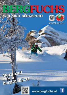 Outdoorausrüstung Winter 2013