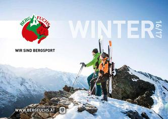 Outdoorausrüstung Winterkatalog 2016