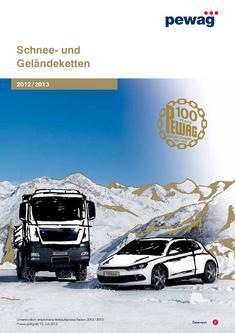 Schneeketten und Geländeketten 2012/2013