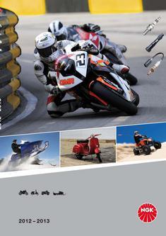 NGK Katalog 2012-2013