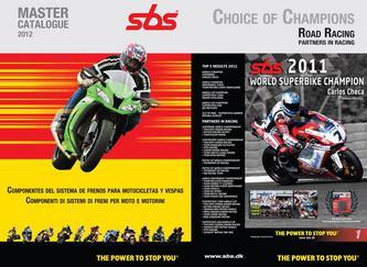 SBS Bremsscheiben 2012