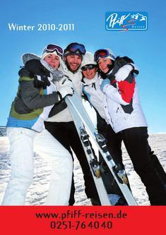 Skiurlaub - Winterurlaub - Skireisen 2010/2011