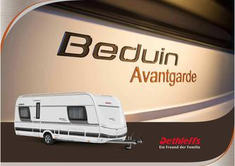 Flyer Beduin Avantgarde 2015