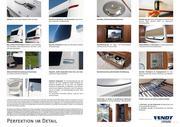 brillant wohnwagen 2011 von fendt caravan. Black Bedroom Furniture Sets. Home Design Ideas