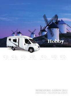 Preisliste Reisemobil-Saison 2012