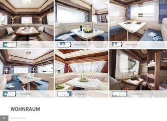 Caravan Ausstattung 2014