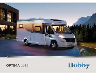 Optima Reisemobile 2016