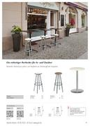 schichtstoff in st hle 2012 von go in. Black Bedroom Furniture Sets. Home Design Ideas