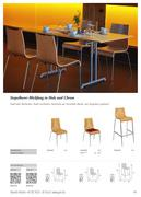stuhl in buche in st hle 2012 von go in. Black Bedroom Furniture Sets. Home Design Ideas