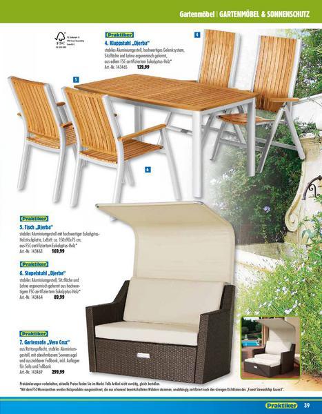 seite 11 von gartenm bel und sonnenschutz 2010. Black Bedroom Furniture Sets. Home Design Ideas