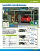 carport anker in gartenh user 2010 von praktiker. Black Bedroom Furniture Sets. Home Design Ideas