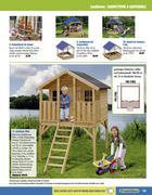 sandkasten mit dach in zaunsysteme gartenholz 2011 von. Black Bedroom Furniture Sets. Home Design Ideas