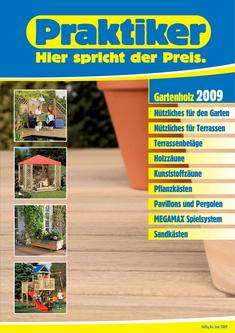Gartenholz 2009