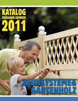 Zaunsysteme & Gartenholz 2011