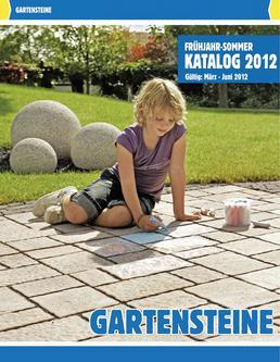Gartensteine 2012
