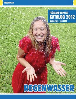 Regenwasser 2012