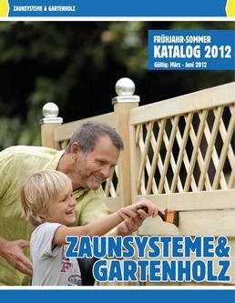Katalog Zaunsysteme 2012