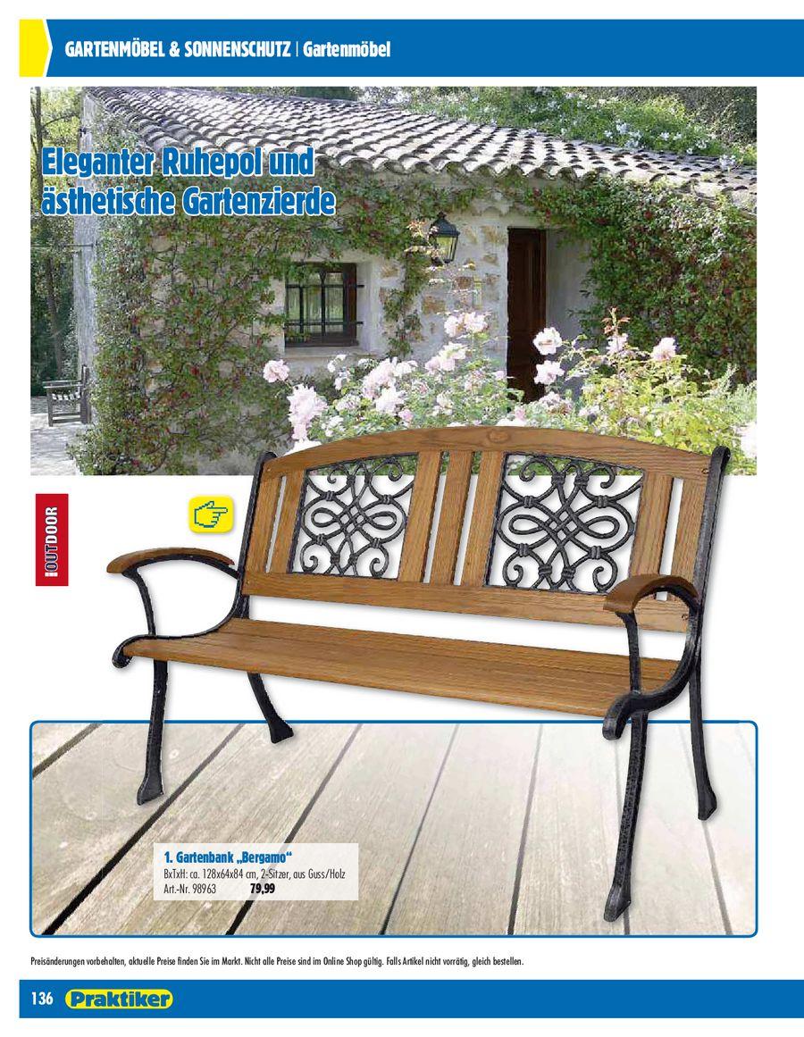 Gartenmöbel 2012 Von Praktiker