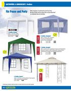 praktiker pavillon in gartenm bel 2012 von praktiker. Black Bedroom Furniture Sets. Home Design Ideas