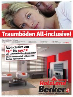 Traumböden All-inclusive 2008