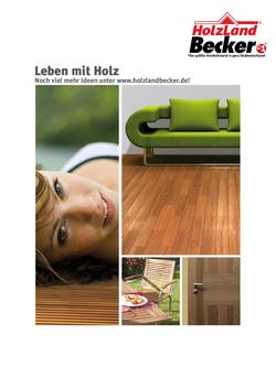 Leben mit Holz 2009