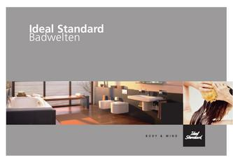 waschtisch esprit in badwelten von ideal standard gmbh. Black Bedroom Furniture Sets. Home Design Ideas