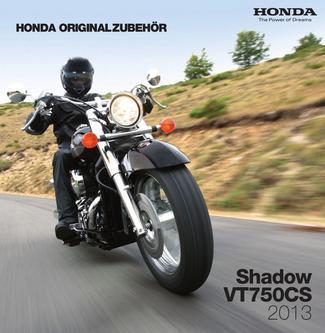 Honda Originalzubehör Cruiser 2013