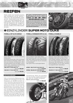 KTM Sommer Reifen 2006